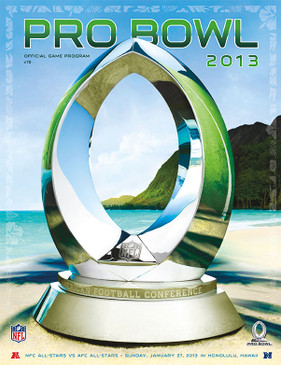 OFFICIAL 2013 PRO BOWL PROGRAM