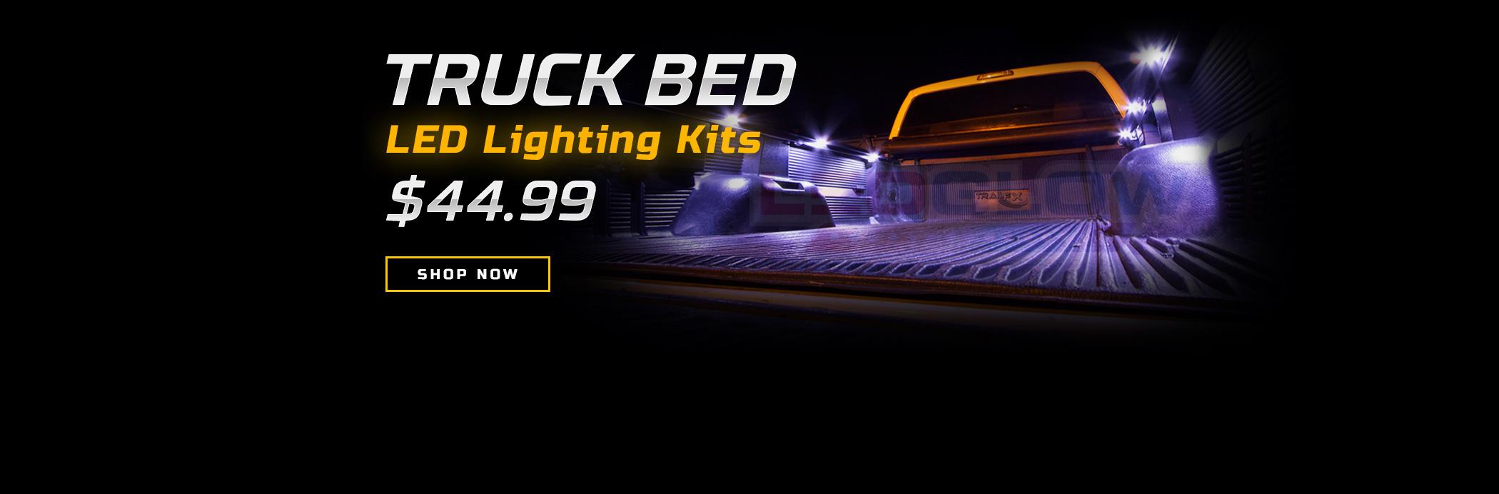 LED Truck Bed Lights
