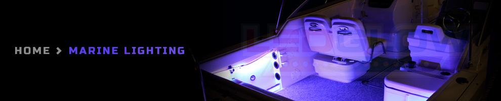 LED Marine Boat Lights