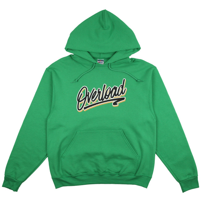 Overload - Sweatshirt - Scribble - Green