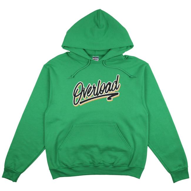 Overload - Sweatshirt - Scribble - Green