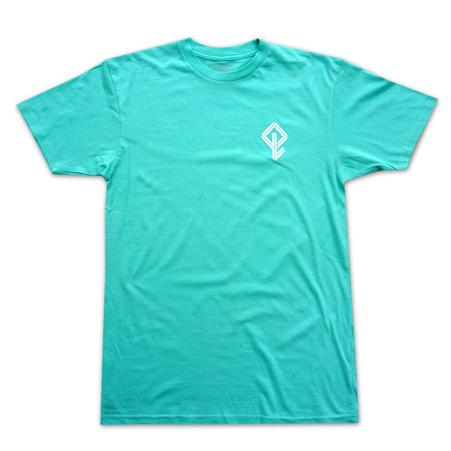 Overload - T-Shirt - Arched - Mint