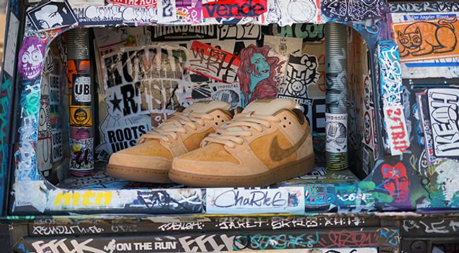Nike SB Wheat