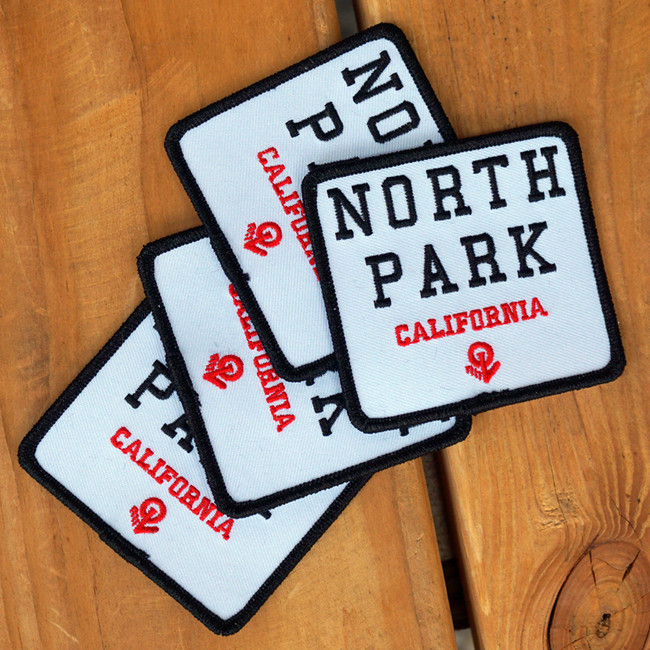 North Park Patches