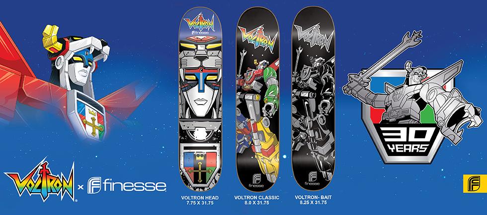 Voltron Skateboards