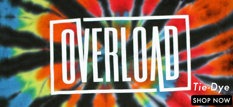 tie dye Overload