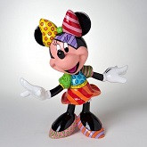 Britto Minnie Figurine