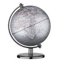 Globe Silver 13cm