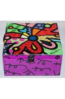 "Britto Jewellery Box ""butterfly"""