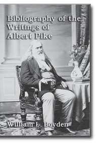 William L. Boyden served as Librarian of the Supreme Council, SJUSA for many years and created a Masonic book classification system used today by a significant number of Masonic libraries. His detailed bibliography of the works of Albert Pike is a valuable resource for any student of Albert Pike or the AASR.