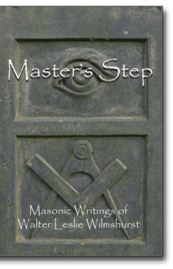 This is a significant collection of the works of Masonic scholar Walter Leslie Wilmshurst.