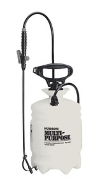 Hudson 60153 3 Gallon Plastic Multi Purpose Pump Sprayer