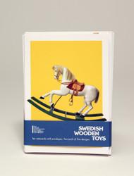 Swedish Wooden Toys Notecard Set