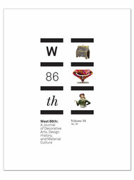 West 86th: Volume 24, No. 1 (Spring–Summer 2017)