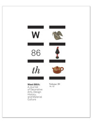 West 86th: Volume 20, No. 02 (Fall–Winter 2013)