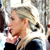 """Film Still from the movie """"Wanderlust"""" featuring the gorgeous Jennifer Aniston"""
