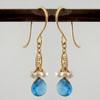 victoria  - london blue quartz