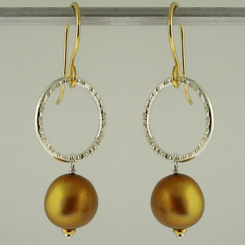 bling c2 - pearl/bronze