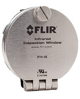 FLIR Stainless Steel Infrared Inspection Window IRW-2S