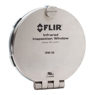 FLIR Stainless Steel Infrared Inspection Window IRW-3S