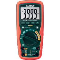 EX505 11 Function Heavy Duty True RMS Industrial MultiMeter with NIST