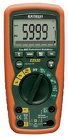 EX520 11 Function Heavy Duty True RMS Industrial MultiMeter