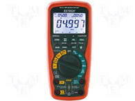 EX542 12 Function Wireless True RMS Industrial MultiMeter/Datalogger with NIST