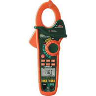 EX613 400A Dual Input AC/DC Clamp Meter + NCV with NIST