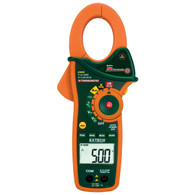 EX820 1000A True RMS AC Clamp Meter with IR Thermometer