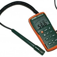 EXTECH EA25 EasyView™ Hygro- Thermometer and Datalogger with NIST