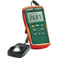 EXTECH EA30 EasyView™ Wide Range Light Meter with NIST