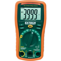EX330 12 Function Mini MultiMeter + Non-Contact Voltage Detector with NIST