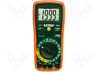 EX411 8 Function True RMS Professional MultiMeter with NIST