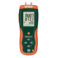 EXTECH HD755 Differential Pressure Manometer (0.5psi) with NIST