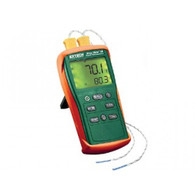 EXTECH EA10 EasyView™ Dual Input Thermometers with NIST