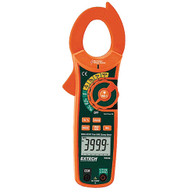 EXTECH MA640 600A True RMS AC/DC Clamp Meter + NCV with NIST