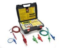 EXTECH MG500 Digital High Voltage Insulation Tester with limited NIST