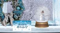 Winter Wonderland Video Card (Standard Branded)
