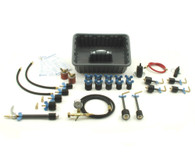 "The Route Mate: 32-Piece Kit for 1 1/2"" to 2"" lines"
