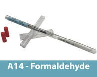 Sample Tube A14 (Formaldehyde)