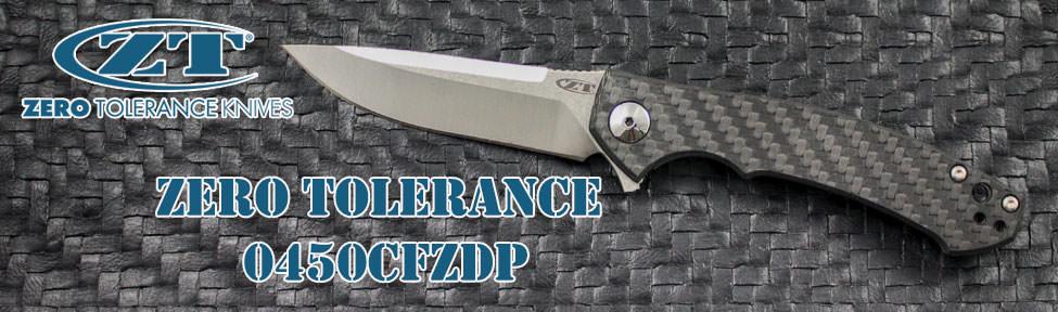 Zero Tolerance 0450CFZDP