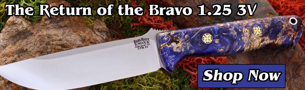 Bark River Bravo 1.25 3V