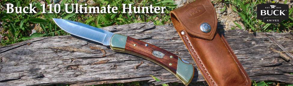 Buck 110 Ultimate Hunter