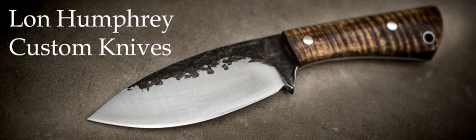 Lon Humphrey Knives