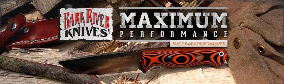 Bark River Knives - Maximum Performance