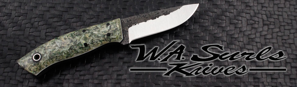 W.A. Surls Custom Knives