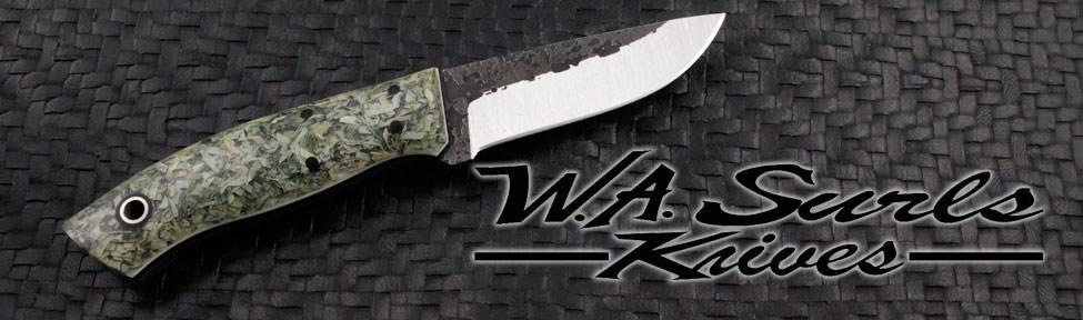 W.A. Surls Custom Knives