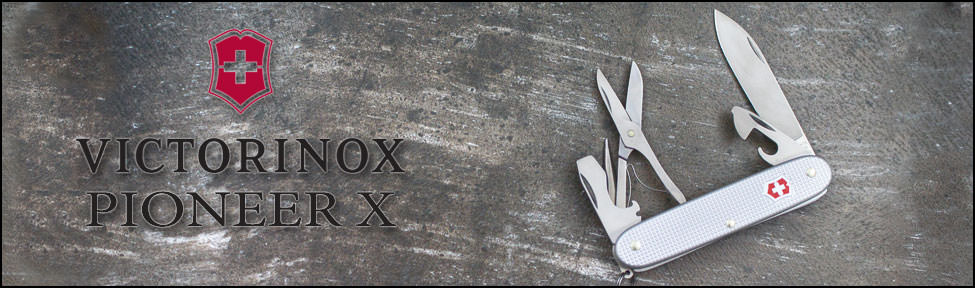 Victorinox Swiss Army Pioneer X