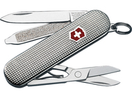 Swiss Army Classic Sterling Silver Barleycorn