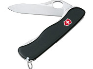 Swiss Army One Hand Sentinel Non-Serrated